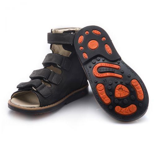 Ортопедические босоножки для мальчиков 736 | Детская обувь оптом и дропшиппинг