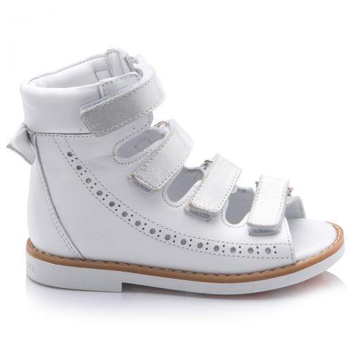 Ортопедические босоножки для девочки 737 | Детская обувь 21,6 см оптом и дропшиппинг