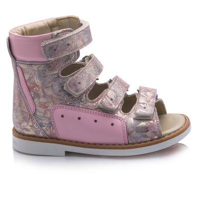 Ортопедические босоножки для девочек 738 | Новинки детской обуви 17,3 см