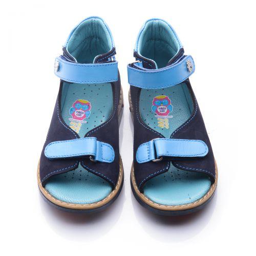 Босоножки для мальчика 743   Детская обувь 12,4 см оптом и дропшиппинг