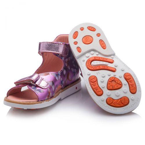 Босоножки для девочки 744 | Детская обувь оптом и дропшиппинг