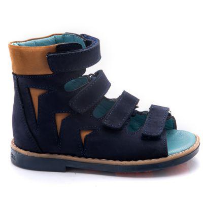 Ортопедические босоножки для мальчиков 753 | Ортопедическая детская обувь