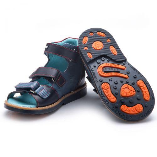 Босоножки для мальчиков  760 | Детская обувь оптом и дропшиппинг