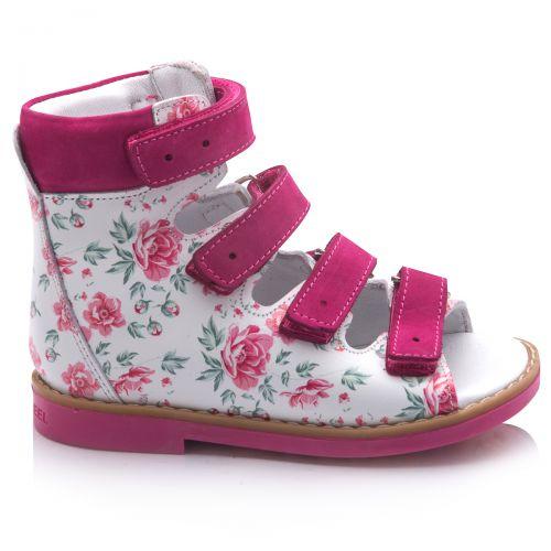 Ортопедические босоножки для девочек 761 | Модная детская обувь оптом и дропшиппинг