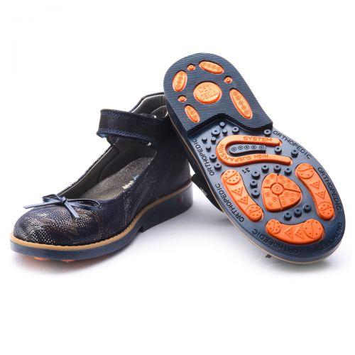 Туфли для девочек 765 | Детская обувь 21,6 см оптом и дропшиппинг