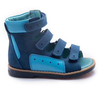 Ортопедические босоножки для мальчиков  777 | Новинки детской обуви 17,3 см