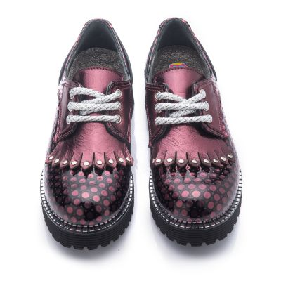 Туфли для девочек 785 | Интернет-магазин детской обуви Theo leo