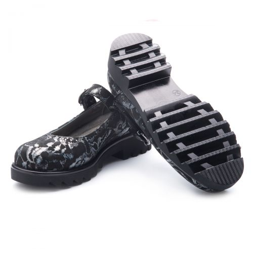 Туфли для девочек 796 | Детская обувь оптом и дропшиппинг