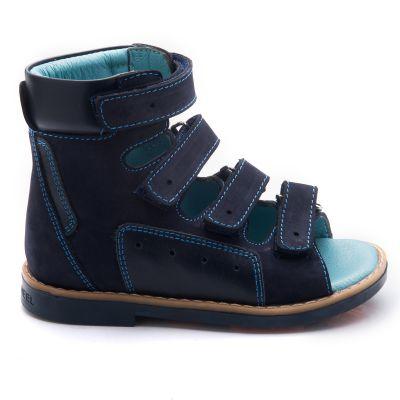 Ортопедические босоножки для мальчиков 799 | Школьная детская обувь