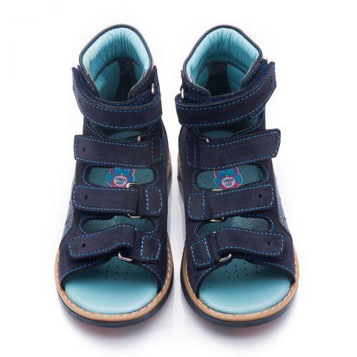 Ортопедические босоножки для мальчиков 799 | Детская обувь оптом и дропшиппинг
