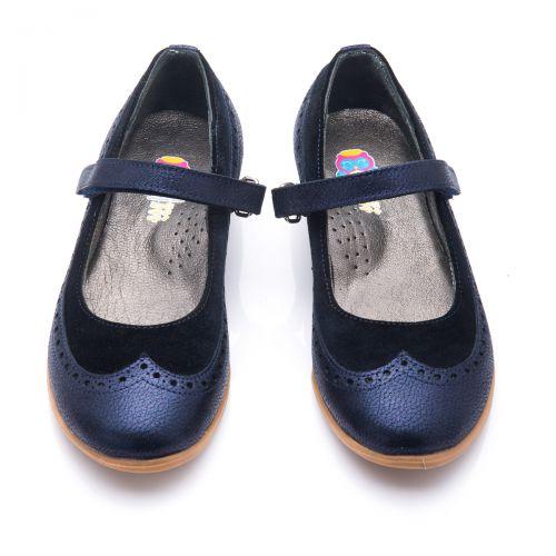 Туфли для девочек 800 | Детская обувь оптом и дропшиппинг
