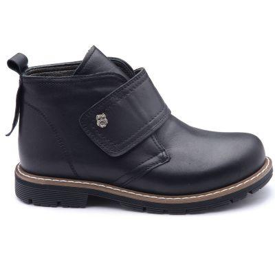 Ботинки для мальчиков 801 | Школьная детская обувь