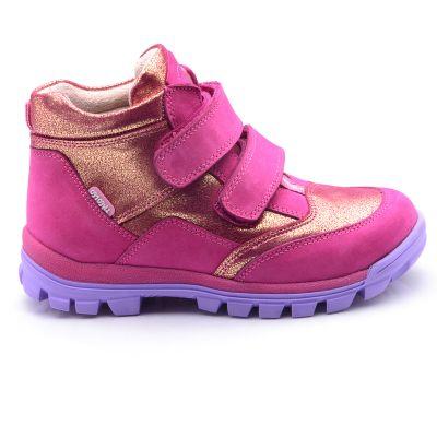 Ботинки для девочек 802 | Обувь для девочек 24,5 см