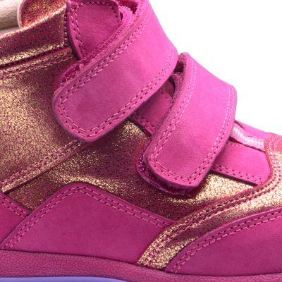 Ботинки для девочек 802 | фото 3