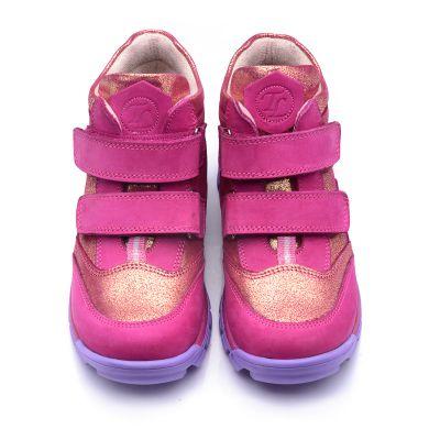 Ботинки для девочек 802 | фото 2