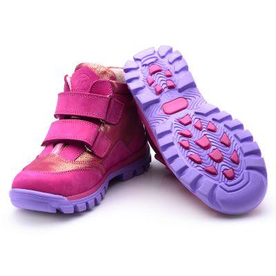 Ботинки для девочек 802 | фото 4