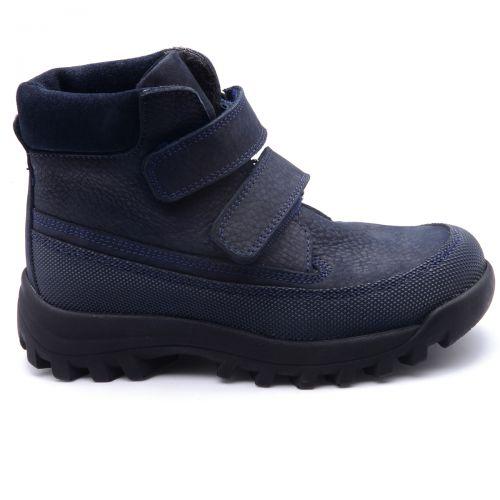 Ботинки для мальчиков 803 | Демисезонная детская обувь оптом и дропшиппинг