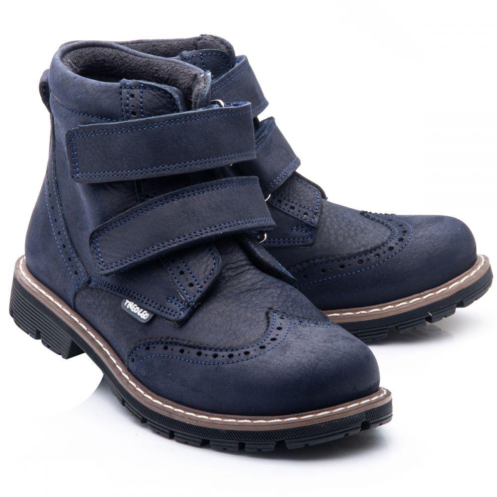 89e31d620 Ботинки для мальчиков 807: купить детскую обувь онлайн, цена 1560 ...