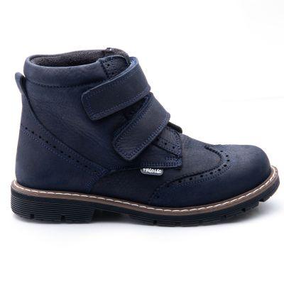 Ботинки для мальчиков 807 | Школьная детская обувь