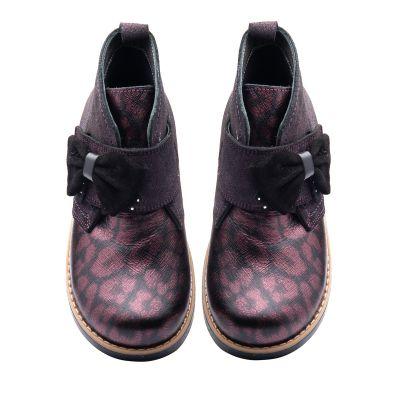 Ботинки для девочек 810 | фото 2