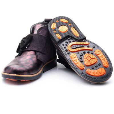 Ботинки для девочек 810 | фото 4