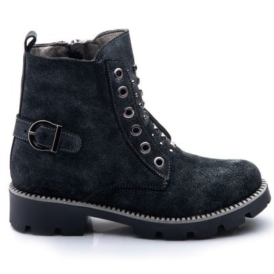 Ботинки для девочек 812 | Обувь для девочек 24,5 см