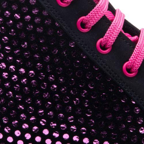 Ботинки для девочек 813 | Детская обувь из нубука оптом и дропшиппинг