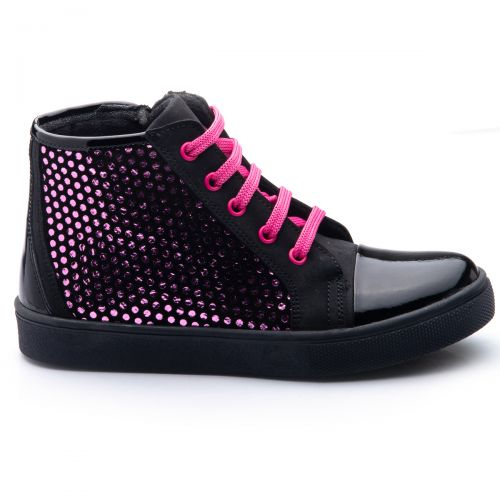 Ботинки для девочек 813 | Демисезонная детская обувь оптом и дропшиппинг