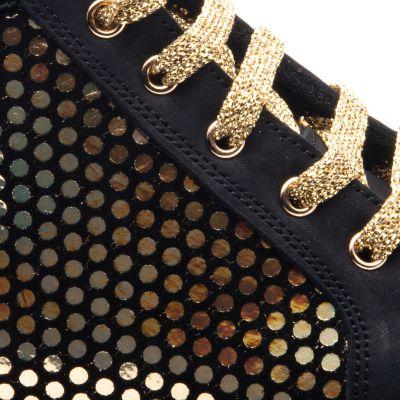 Ботинки для девочек 816 | фото 3