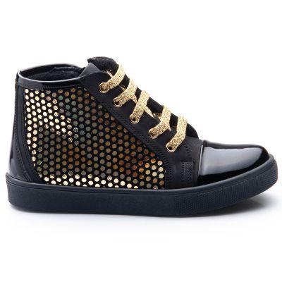 Ботинки для девочек 816 | Детские ботинки для девочек