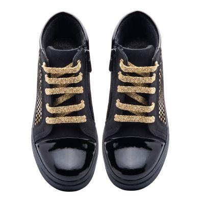 Ботинки для девочек 816 | фото 2