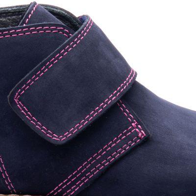 Ботинки для девочек 818 | фото 3