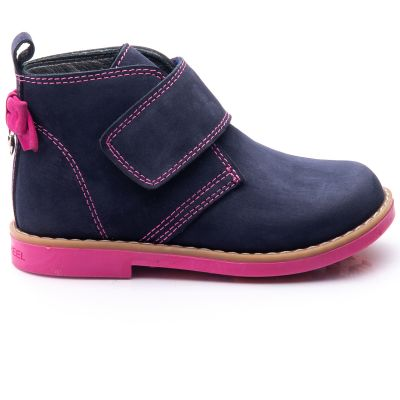 Ботинки для девочек 818 | Детские ботинки для девочек