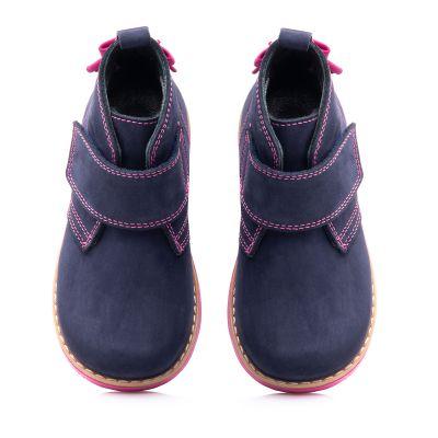 Ботинки для девочек 818 | фото 2