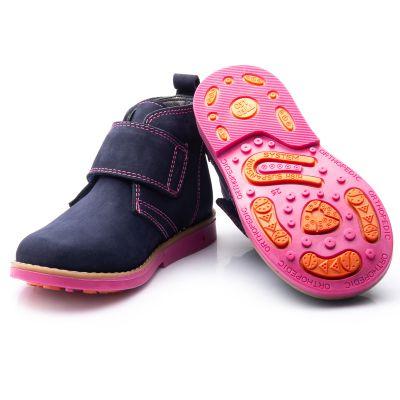 Ботинки для девочек 818 | фото 4