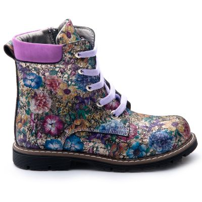 Ботинки для девочек 819 | Детские ботинки для девочек