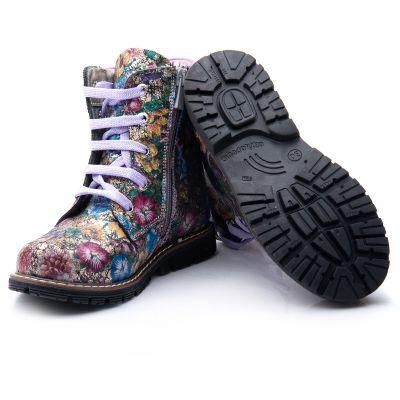 Ботинки для девочек 819 | фото 4