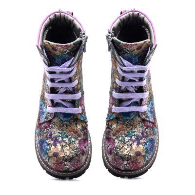 Ботинки для девочек 819 | фото 2