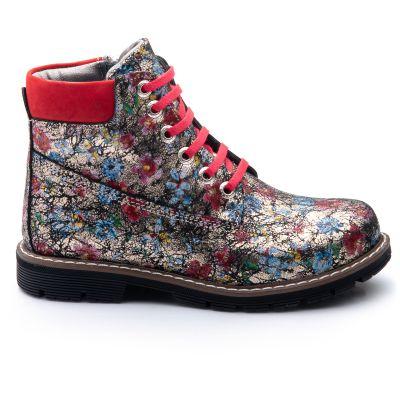 Ботинки для девочек 820 | Детские ботинки для девочек
