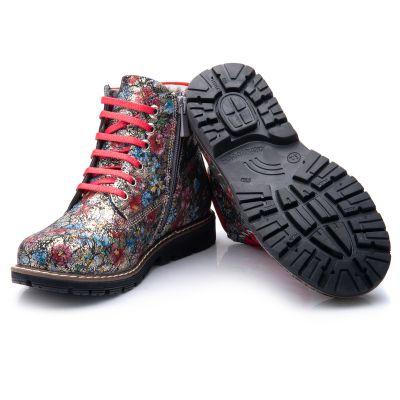 Ботинки для девочек 820 | фото 4