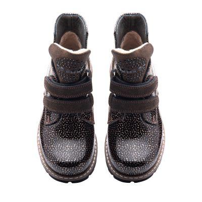 Ботинки для девочек 821 | фото 2
