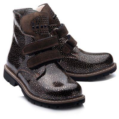 Ботинки для девочек 821