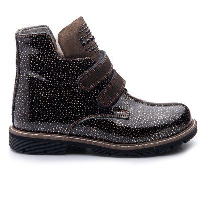 Ботинки для девочек 821 | Детские ботинки для девочек