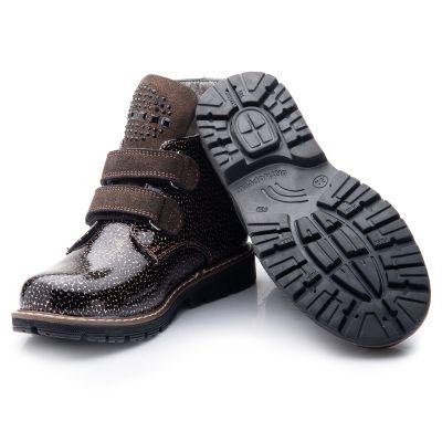 Ботинки для девочек 821 | фото 4