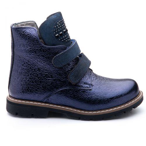 Ботинки для девочек 823 | Детская обувь 18,1 см оптом и дропшиппинг