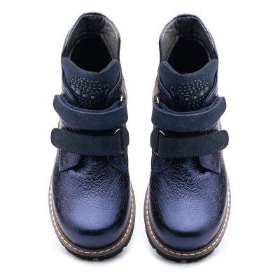 Ботинки для девочек 823 | фото 2