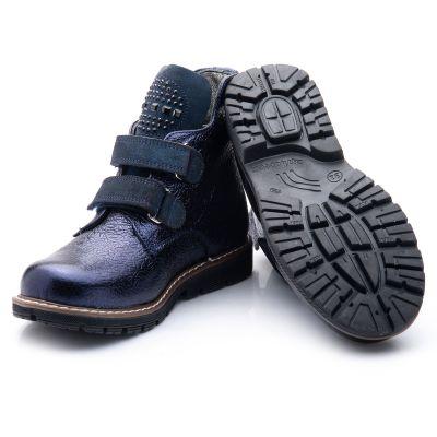 Ботинки для девочек 823 | фото 4