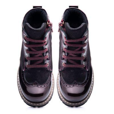 Ботинки для девочек 824 | фото 2