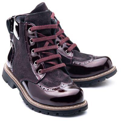 Ботинки для девочек 824