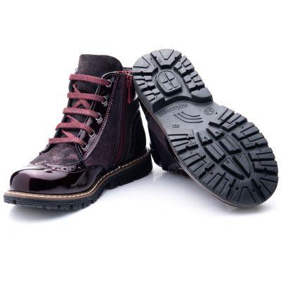 Ботинки для девочек 824 | фото 4